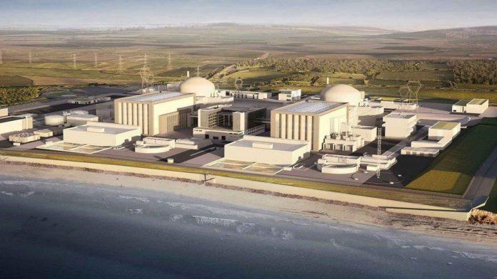 """Na stavenisku najnovšej atómky v Európe, Hinkley Point, SNUS, nuclear.sk, Hinkley Point C je """"veľké riziko"""", ale aj kľúčová príležitosť pre jadrovú energetiku, Hinkley Point, výstavba jadrových elektrární, náklady na výrobu elektrinu, jadro v UK"""