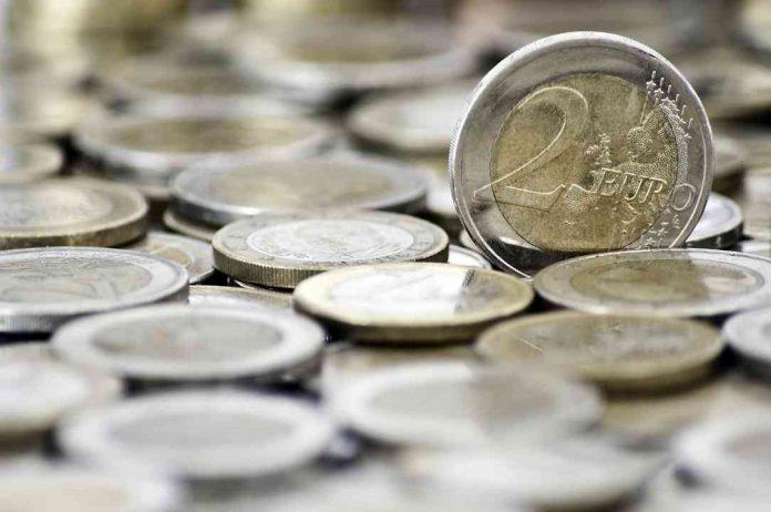 Euro mince   Zdroj: Freepik