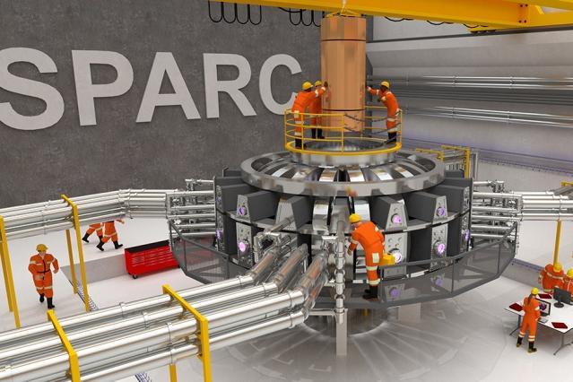 MIT jadrová fúzia