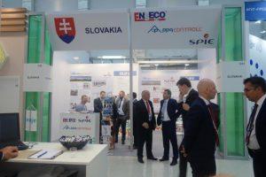 Stánok Slovenska na AtomeXpo 2018