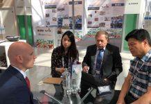 Zástupcovia VUJE pri rokovaniach o spolupráci s Ilhwanom Kimom, generálnym manažérom Korea Nuclear Association for International Cooperation. Foto: VUJE