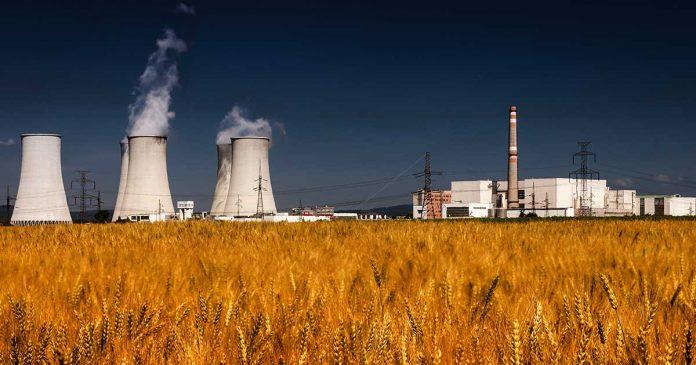 AE Bohunice. Foto: Slovenské elektrárne, a.s.