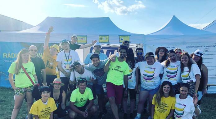 SNUS na festivale Pohoda 2018