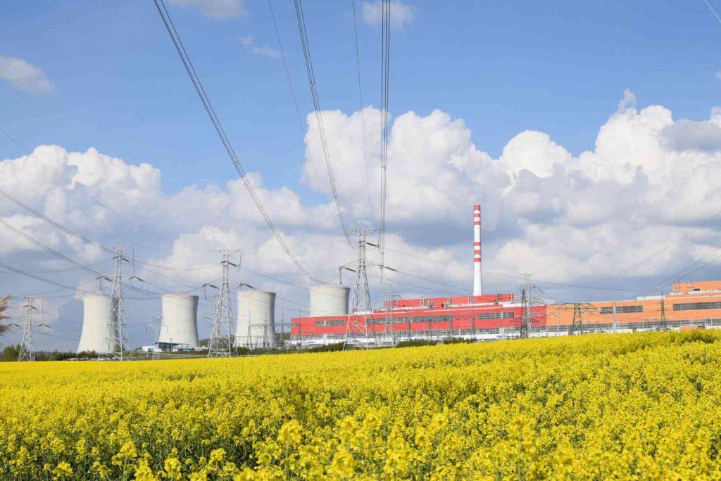 jadrová energia, Mochovce, AE Mochovce, atómové elektrárne