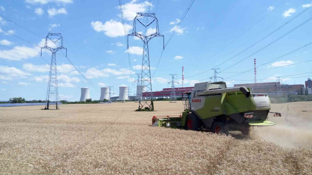 jadrová energetika, Mochovce