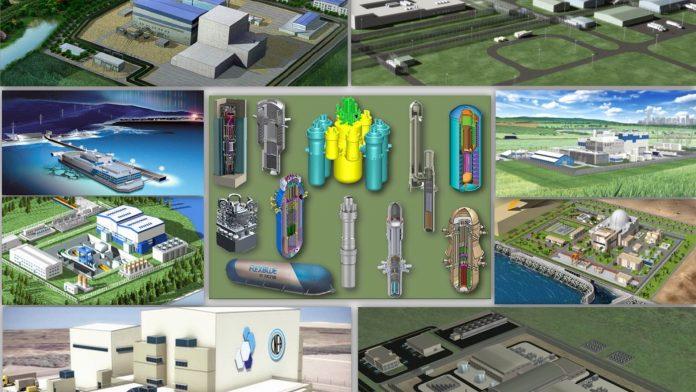 malé modulárne reaktory