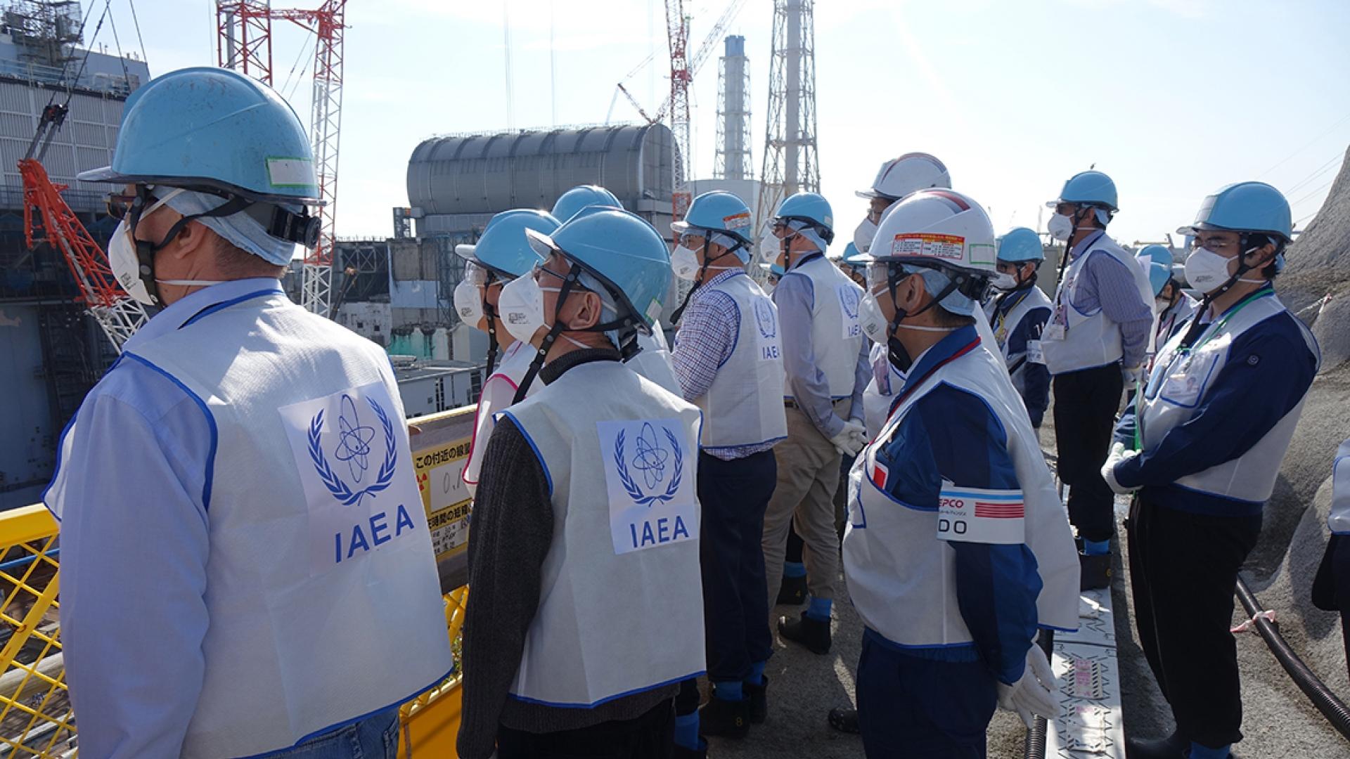 MAAE: Na Fukušime došlo k pokroku, ale je tam stále problém s kontaminovanou vodou