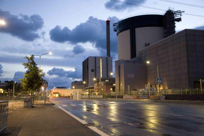 JE Ringhals, jadrová energia vo Švédsku
