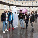 Nuclear Pride Brusel 2019