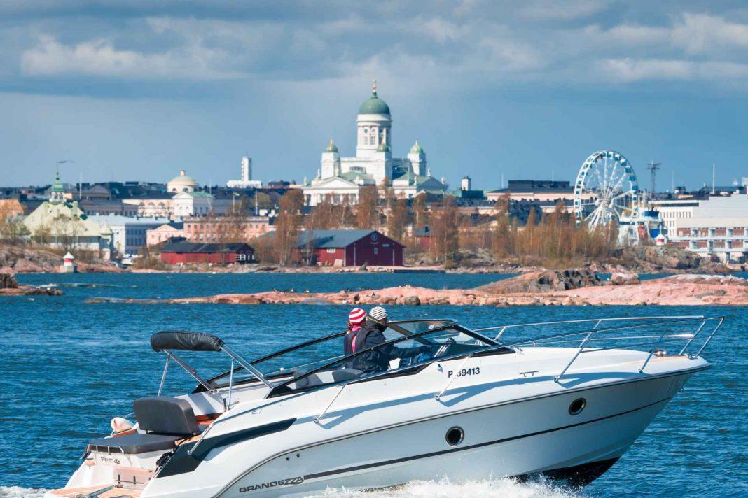Fínsko Helsinki