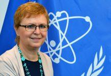 Marta Žiaková. Foto: IAEA