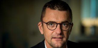 Branislav Strýček, predseda predstavenstva a generálny riaditeľ Slovenských elektrární. Foto N – Vladimír Šimíček