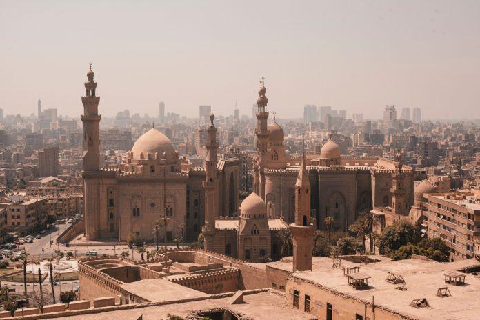 Egypt, Káhira