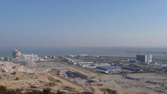 Čínska jadrová elektráreň Tianwan