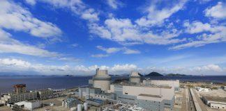 Čínska jadrová elektráreň Sanmen