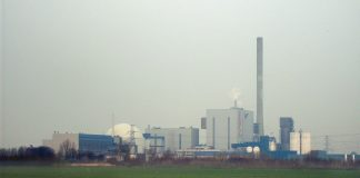 Holandská jadrová elektráreň Borssele