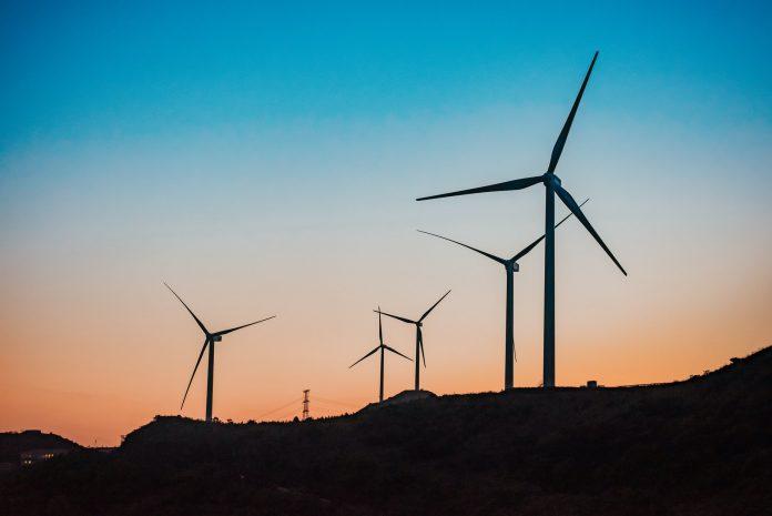 Veterné turbíny, veterná elektráreň