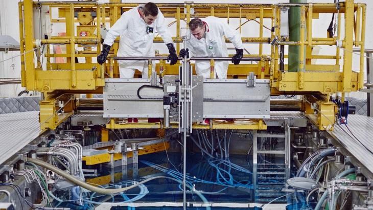 Výskumný jadrový reaktor v holandskom meste Petten