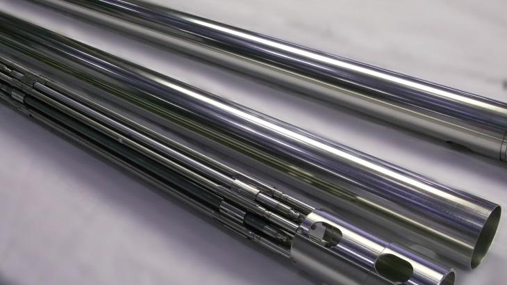 Špeciálne palivové súbory pre výskumný reaktor MIR