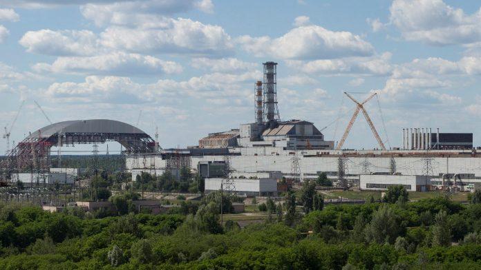 Černobyľská panoráma