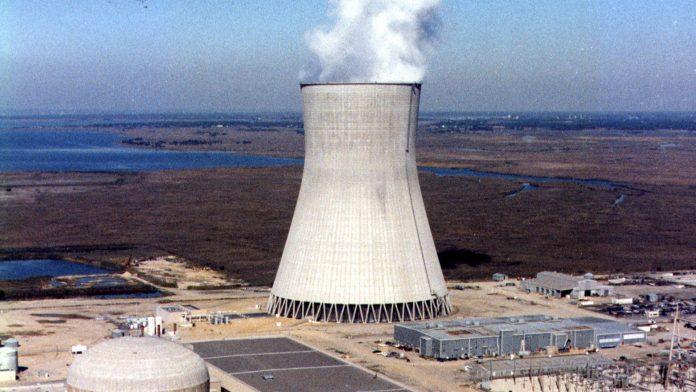 Jadrová elektráreň Hope Creek v New Jersey