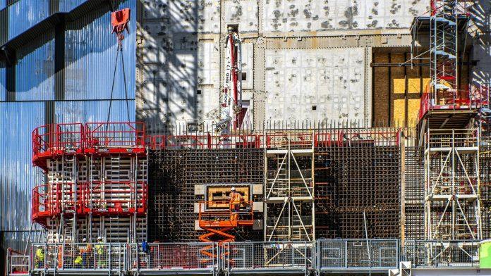 Tritium Buildin, projekt ITER