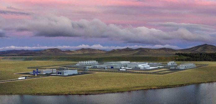 Počítačom generovaný návrh jadrovej elektrárne so SMR