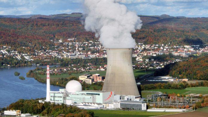 Belgická jadrová elektráreň Leibstadt
